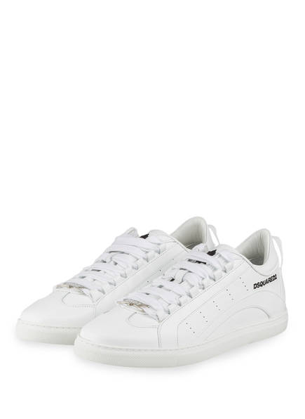 DSQUARED2 Sneaker , Farbe: WEISS (Bild 1)