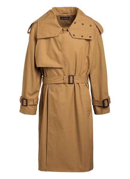 BALENCIAGA Trenchcoat, Farbe: CAMEL (Bild 1)