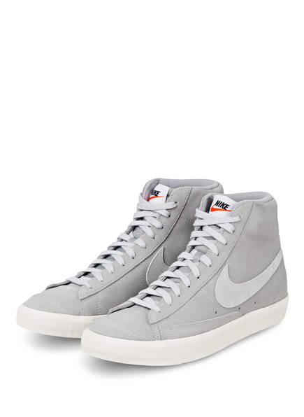 Nike Hightop-Sneaker BLAZER MID '77, Farbe: GRAU (Bild 1)