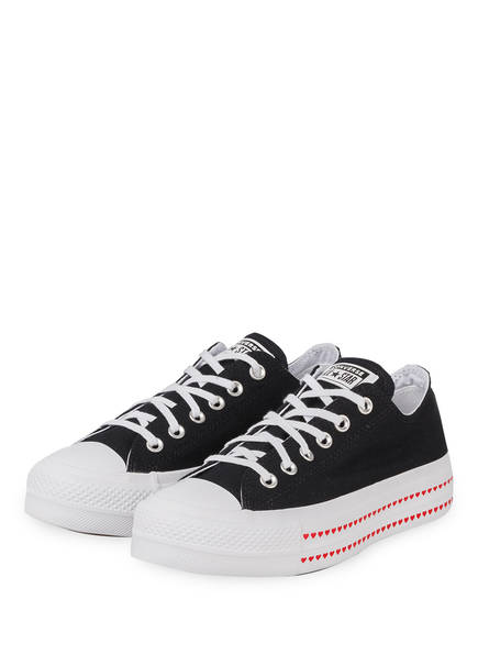 Plateau Sneaker LOVE FEARLESSLY PLATFORM CHUCK TAYLOR ALL
