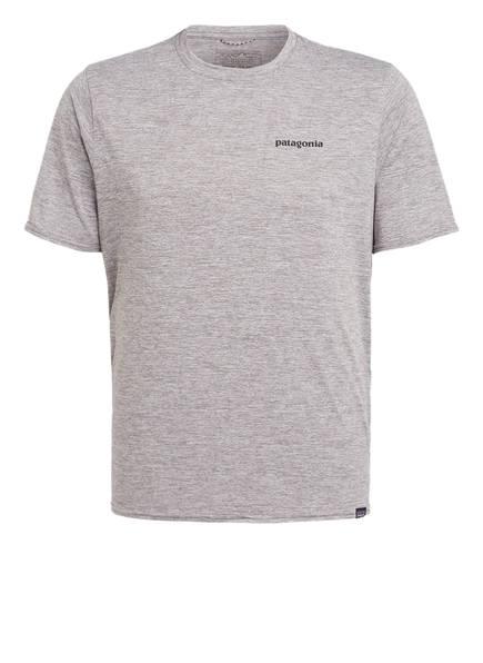 patagonia T-Shirt, Farbe: GRAU MELIERT (Bild 1)