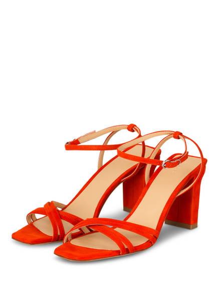 aeyde Sandaletten ANNABELLA, Farbe: DUNKELORANGE (Bild 1)