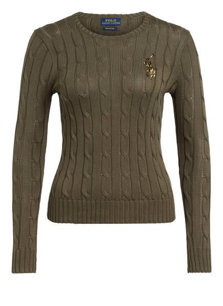POLO RALPH LAUREN Pullover, Farbe: OLIVE (Bild 1)