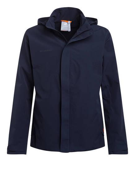 MAMMUT Outdoor-Jacke TROVAT, Farbe: DUNKELBLAU (Bild 1)