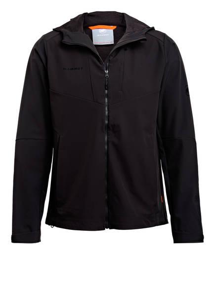 MAMMUT Outdoor-Jacke SAPUEN, Farbe: DUNKELGRAU (Bild 1)