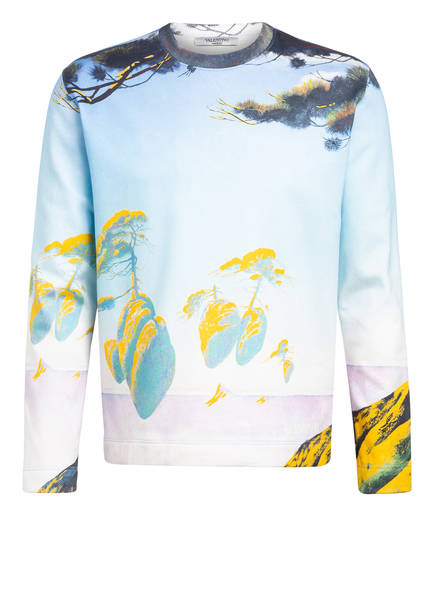 VALENTINO Sweatshirt , Farbe: HELLBLAU (Bild 1)