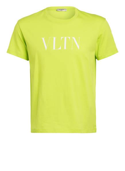 VALENTINO T-Shirt VLTN, Farbe: HELLGRÜN (Bild 1)