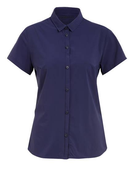 MAMMUT Outdoor-Hemdbluse TROVAT, Farbe: BLAU (Bild 1)