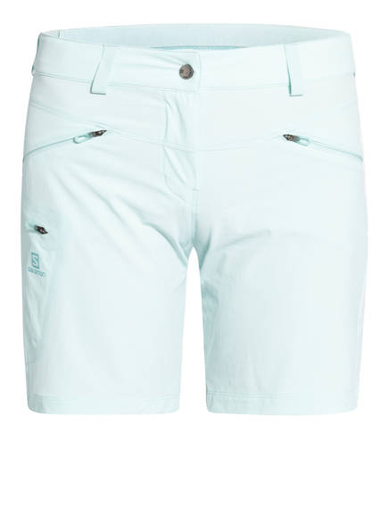 SALOMON Outdoor-Shorts WAYFARER, Farbe: MINT (Bild 1)