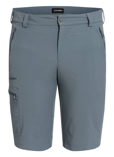 Schöffel Outdoor-Shorts FOLKSTONE, Farbe: BLAUGRAU (Bild 1)