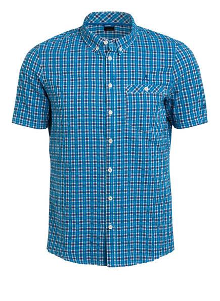 Schöffel Outdoor-Hemd KUOPIO3 Regular Fit , Farbe: BLAU/ GRÜN/ WEISS (Bild 1)