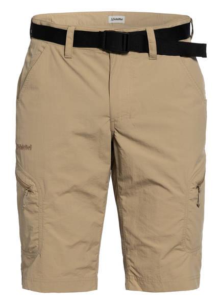 Schöffel Outdoor-Shorts SILVAPLANA2, Farbe: BEIGE (Bild 1)