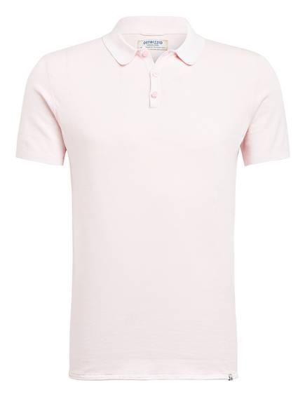 DSTREZZED Jersey-Poloshirt Slim Fit, Farbe: HELLROSA (Bild 1)