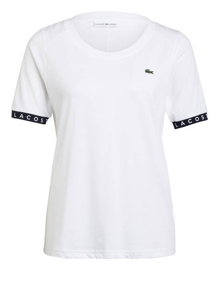 LACOSTE T-Shirt, Farbe: WEISS (Bild 1)