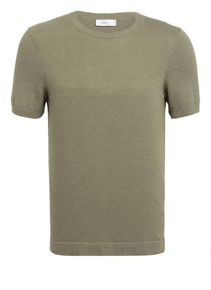 CLOSED Strickshirt , Farbe: OLIV (Bild 1)