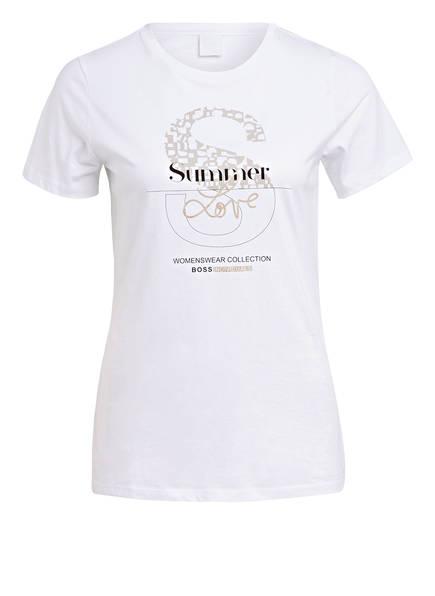 BOSS T-Shirt TENOVAL, Farbe: WEISS (Bild 1)
