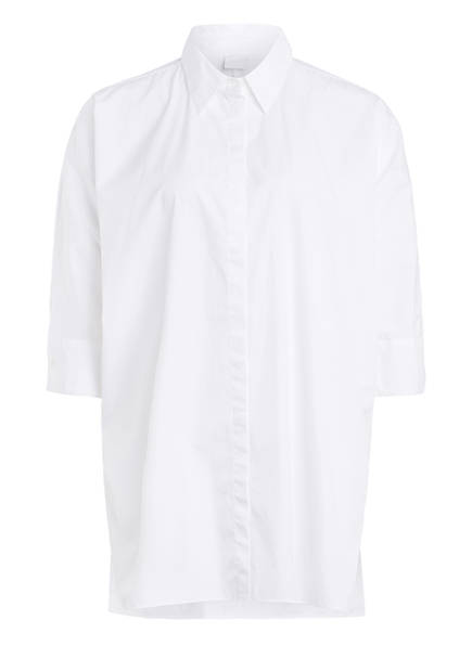 BOSS Oversized-Bluse mit 3/4-Arm, Farbe: WEISS (Bild 1)