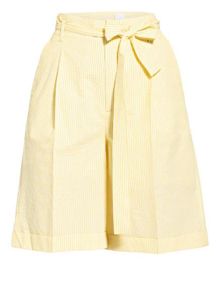 BOSS Shorts SARLIE, Farbe: GELB/ WEISS (Bild 1)