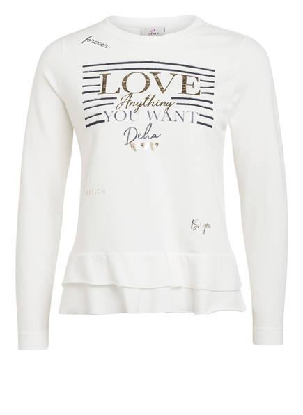 DEHA Sweatshirt, Farbe: WEISS (Bild 1)