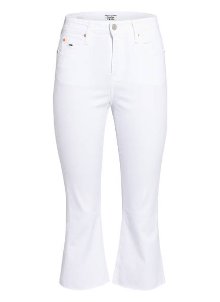 TOMMY JEANS 7/8-Jeans KATIE , Farbe: 1CD MARS WHITE COM (Bild 1)