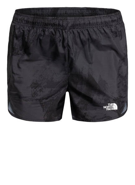 THE NORTH FACE Laufshorts ACTIVE TRAIL, Farbe: DUNKELGRAU (Bild 1)
