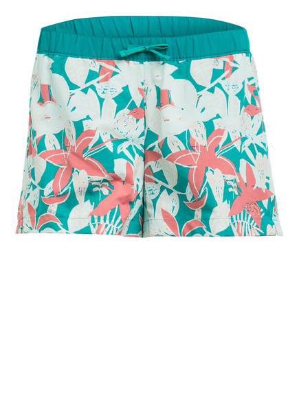 THE NORTH FACE Outdoor-Shorts CLASS V, Farbe: MINT/ LACHS (Bild 1)
