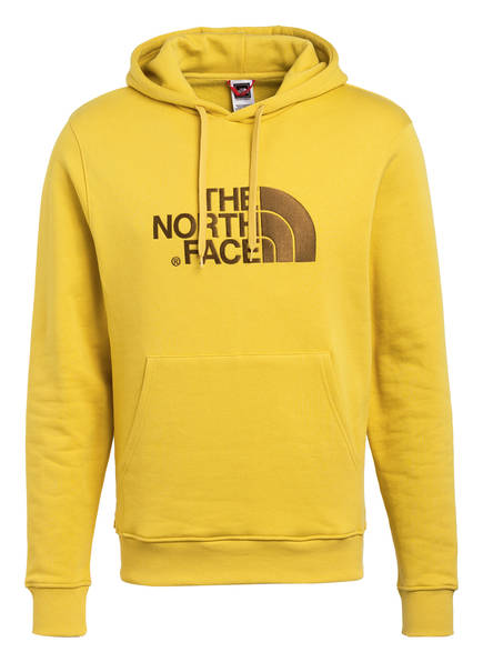 THE NORTH FACE Hoodie, Farbe: GELB (Bild 1)