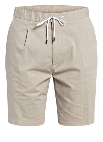 HUGO Shorts GINZOU Slim Fit , Farbe: BEIGE (Bild 1)