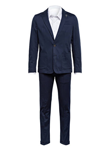SCOTCH SHRUNK Anzug Regular Slim Fit , Farbe: DUNKELBLAU (Bild 1)