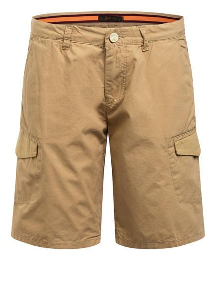 SCOTCH SHRUNK Cargo-Shorts, Farbe: BEIGE (Bild 1)
