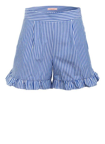 SCOTCH R'BELLE Shorts, Farbe: WEISS/ BLAU GESTREIFT (Bild 1)