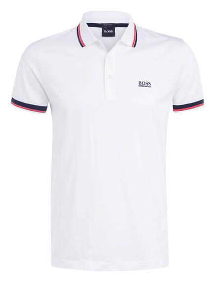 BOSS Jersey-Poloshirt PADDY, Farbe: WEISS (Bild 1)