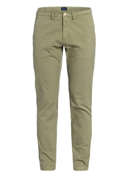 GANT Chino Slim Fit, Farbe: GRÜN (Bild 1)