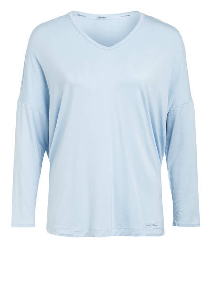 Calvin Klein Lounge-Shirt , Farbe: HELLBLAU (Bild 1)