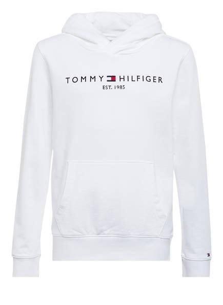 TOMMY HILFIGER Hoodie ESSENTIAL, Farbe: WEISS (Bild 1)