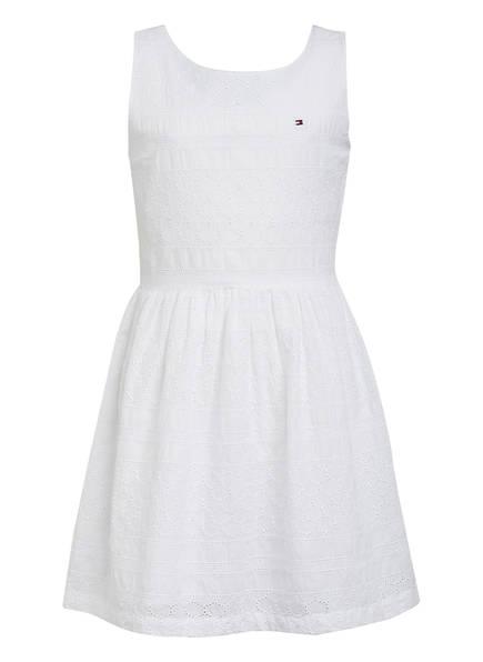 TOMMY HILFIGER Kleid , Farbe: WEISS (Bild 1)