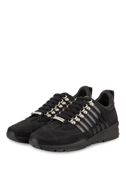 DSQUARED2 Sneaker 251, Farbe: SCHWARZ (Bild 1)