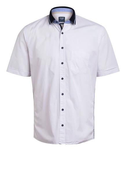 OLYMP Halbarm-Hemd Casual modern fit, Farbe: WEISS (Bild 1)