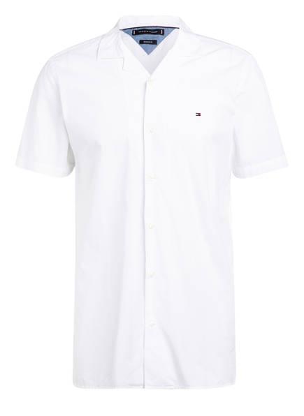 TOMMY HILFIGER Resorthemd Regular Fit , Farbe: WEISS (Bild 1)