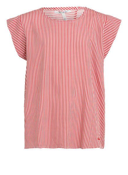 Pepe Jeans T-Shirt, Farbe: ROT/ WEISS GESTREIFT (Bild 1)