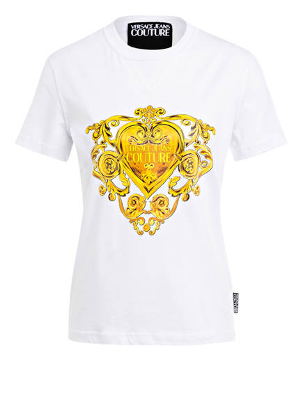 VERSACE JEANS COUTURE T-Shirt , Farbe: WEISS (Bild 1)