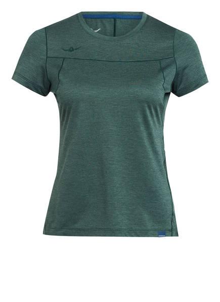 KAIKKIALLA T-Shirt JAANA, Farbe: GRÜN MELIERT (Bild 1)