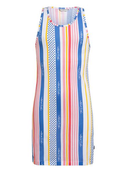 TOMMY HILFIGER Strandkleid, Farbe: WEISS/ BLAU/ ROSA/ GELB (Bild 1)