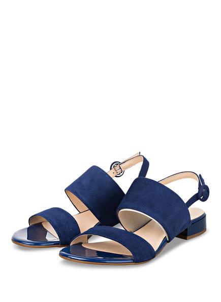 Högl Sandaletten , Farbe: BLAU (Bild 1)
