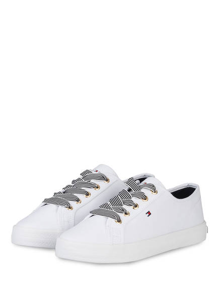 TOMMY HILFIGER Sneaker, Farbe: WEISS (Bild 1)