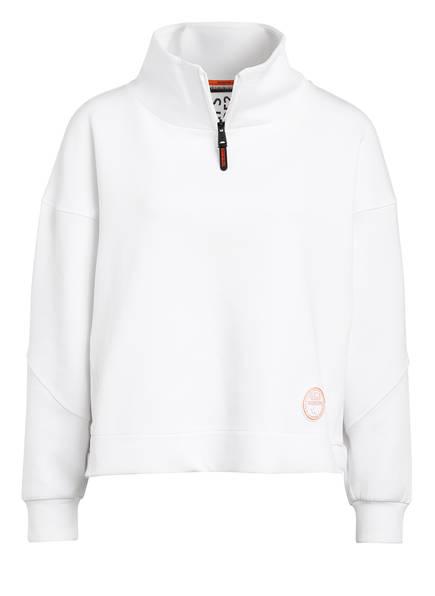 NAPAPIJRI Sweatshirt BILBE, Farbe: WEISS (Bild 1)