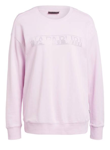 NAPAPIJRI Sweatshirt BICCARI , Farbe: FLIEDER (Bild 1)