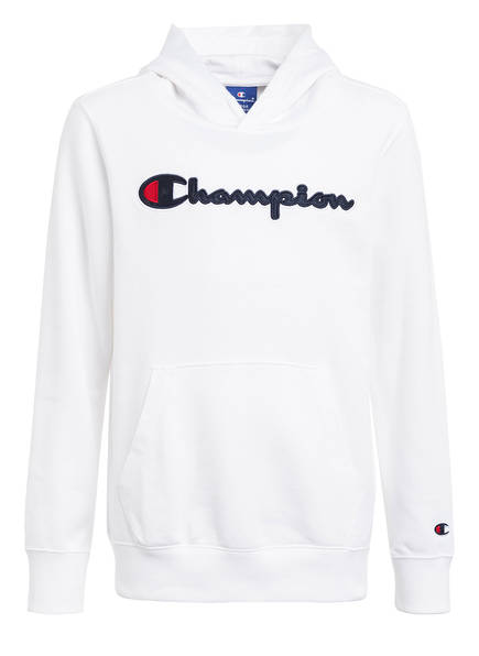Champion Hoodie, Farbe: WEISS (Bild 1)