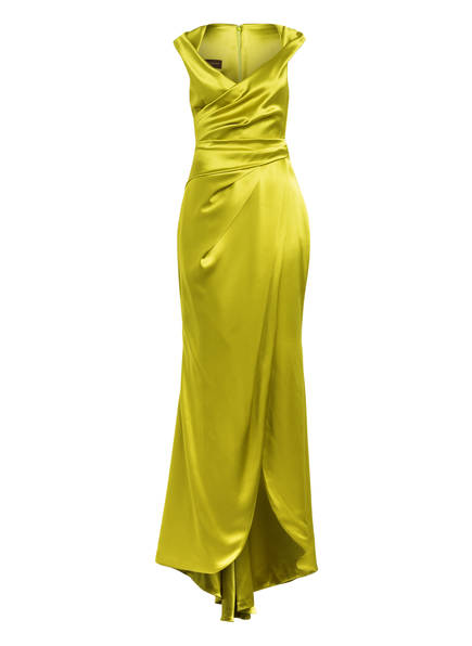 TALBOT RUNHOF Abendkleid TOWANDA2, Farbe: OLIV (Bild 1)