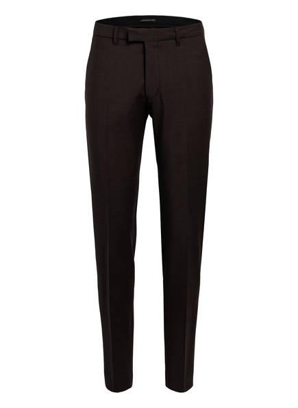 DRYKORN Anzughose PIET Slim Fit, Farbe: 1100 braun (Bild 1)